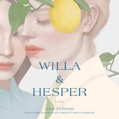 Willa & Hesper Audiobook, by Amy Feltman