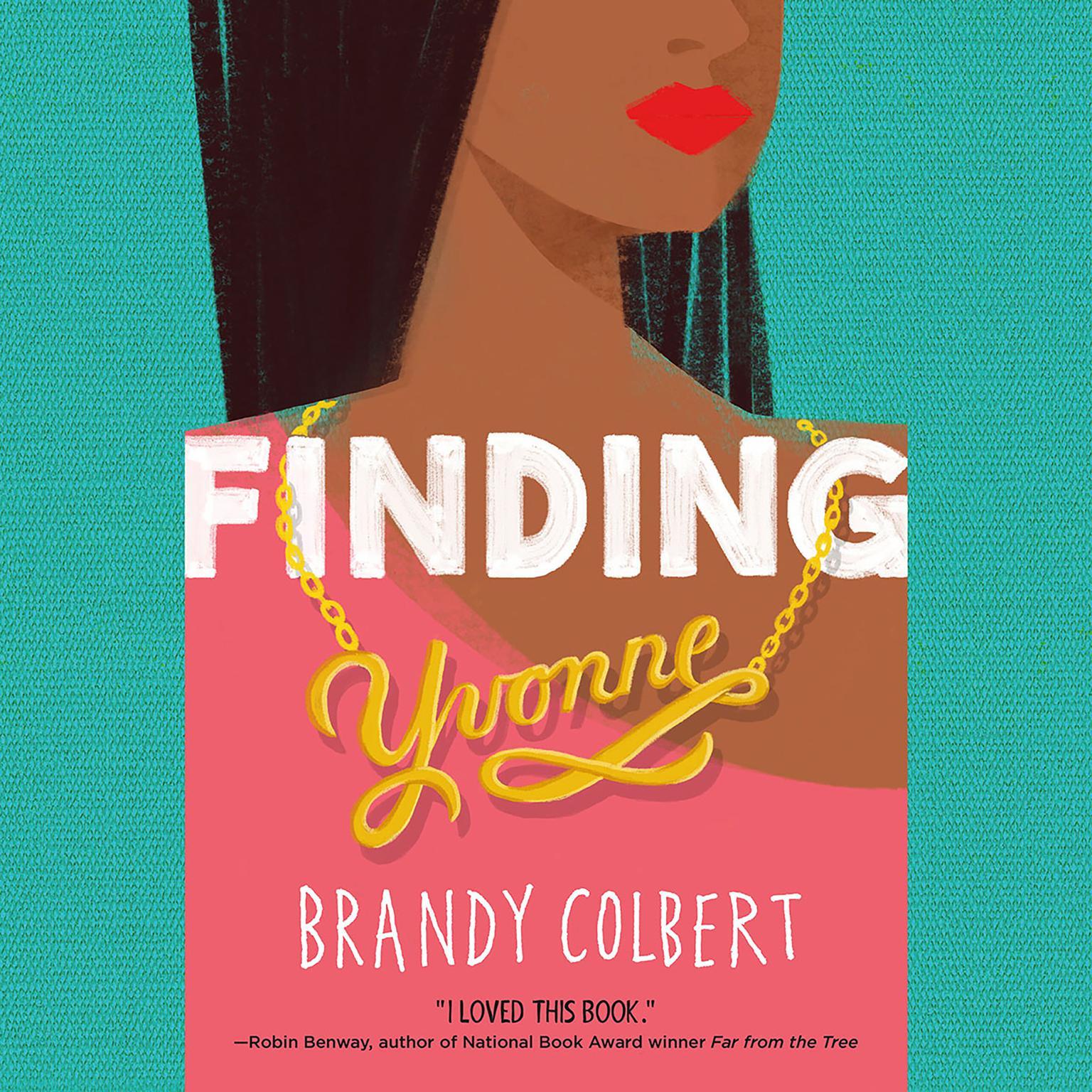 Printable Finding Yvonne Audiobook Cover Art
