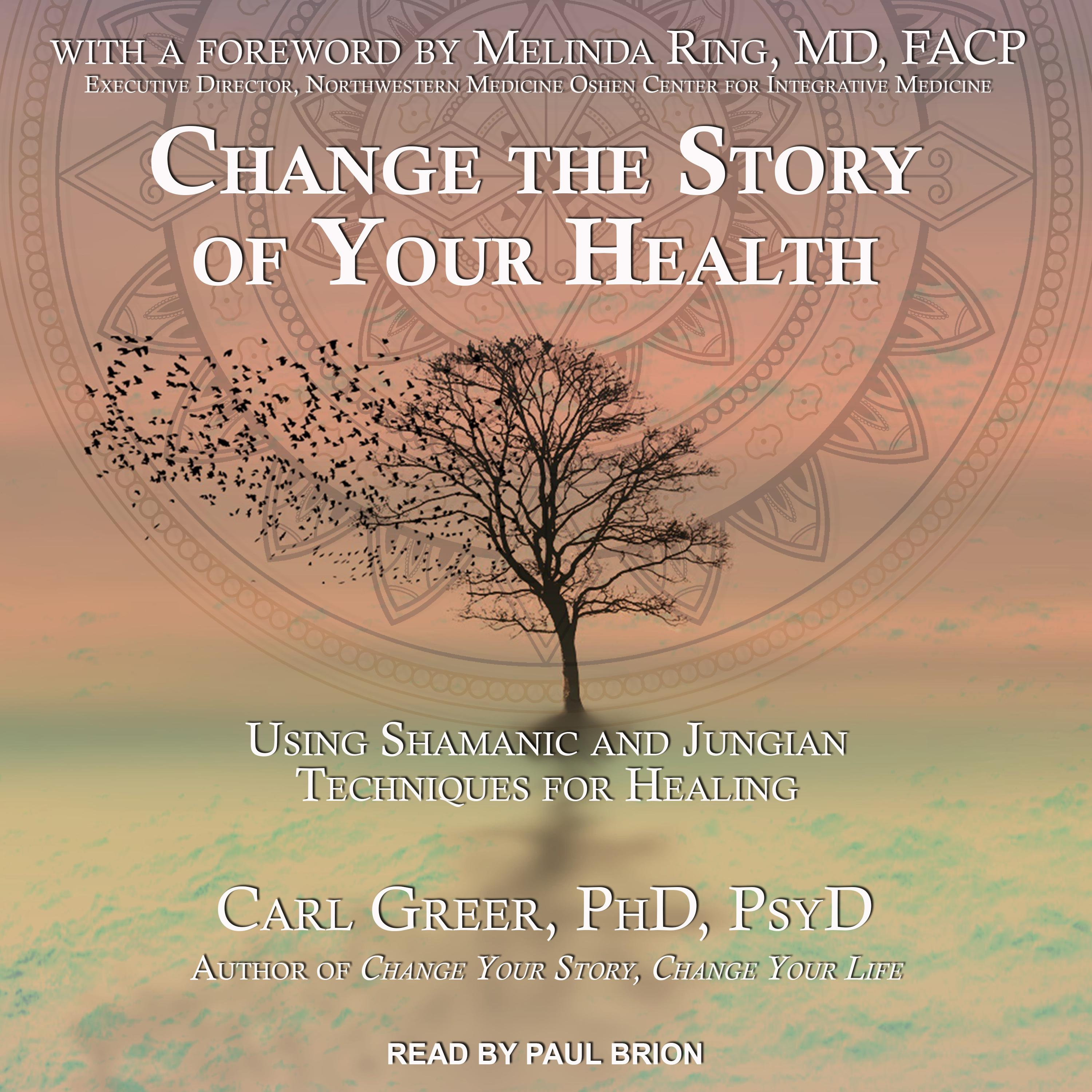 Printable Change the Story of Your Health: Using Shamanic and Jungian Techniques for Healing Audiobook Cover Art