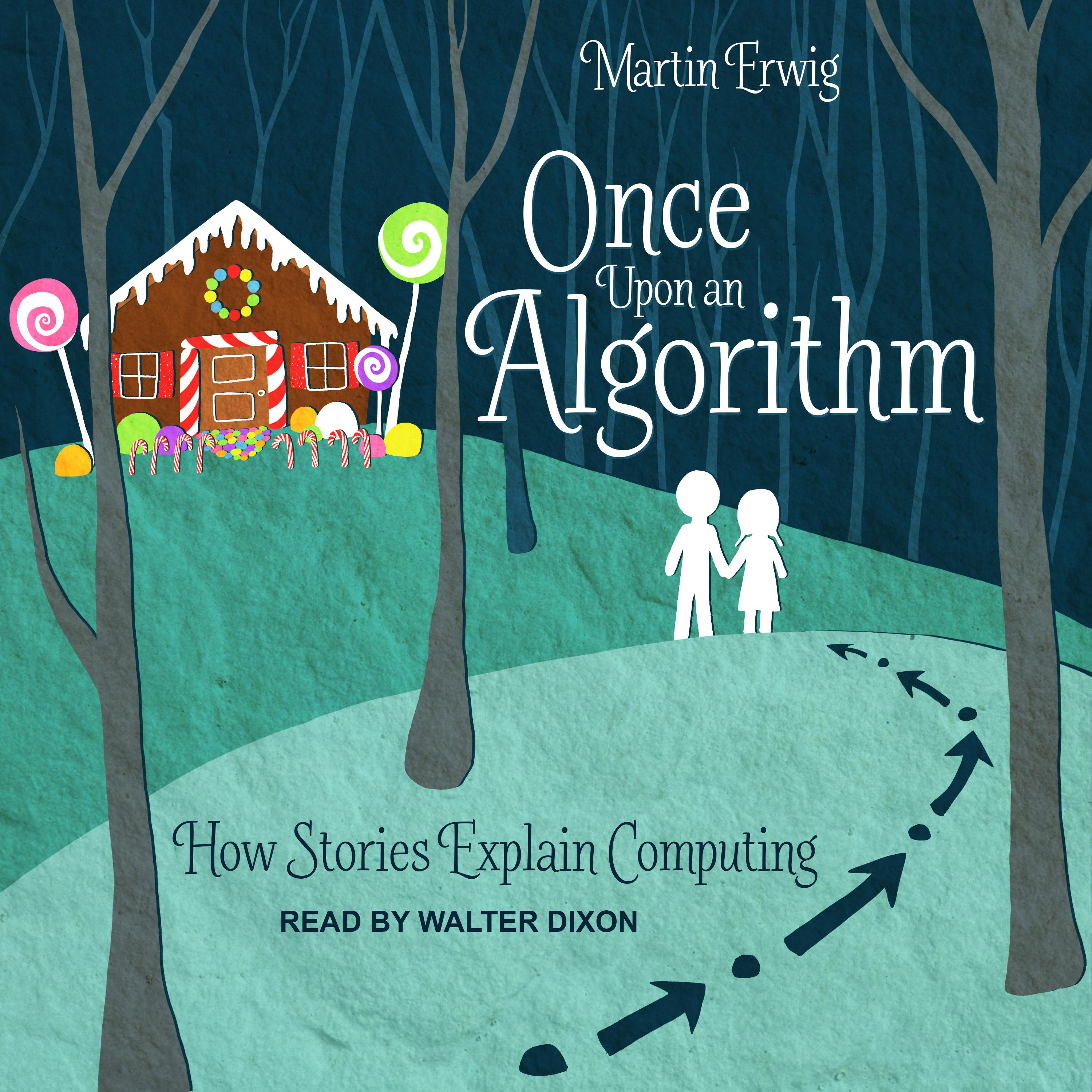 Printable Once Upon an Algorithm: How Stories Explain Computing Audiobook Cover Art