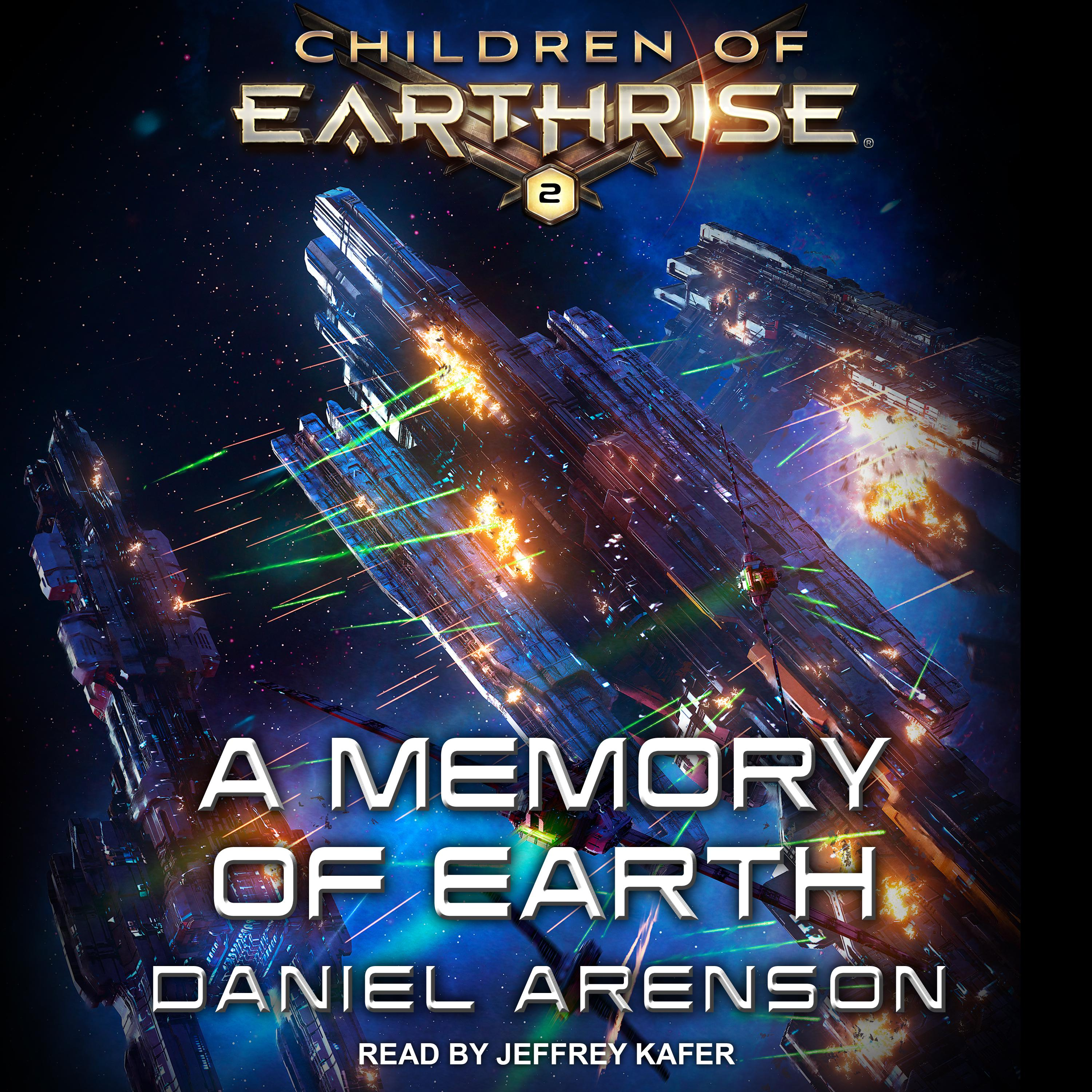 Printable A Memory of Earth Audiobook Cover Art