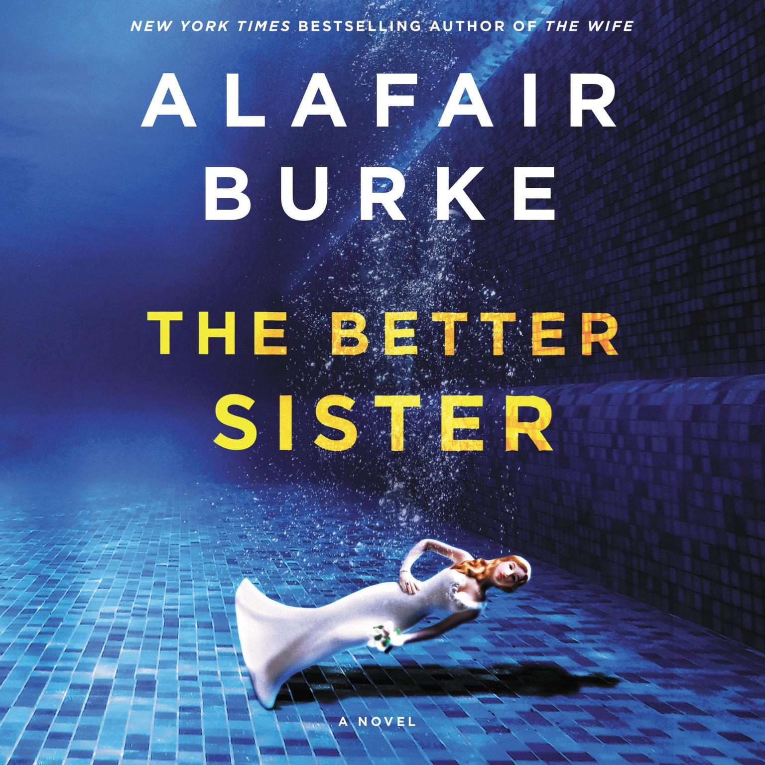 Printable The Better Sister: A Novel Audiobook Cover Art