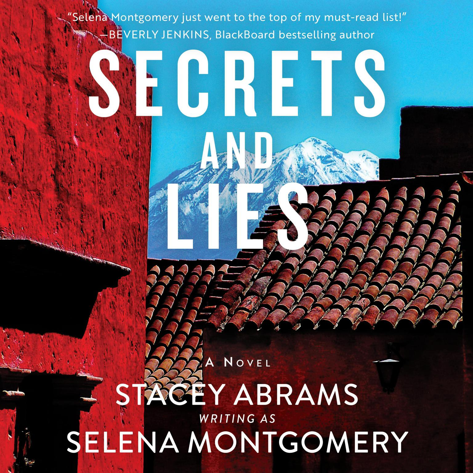 Printable Secrets and Lies Audiobook Cover Art