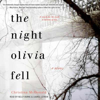 The Night Olivia Fell Audiobook, by Christina McDonald
