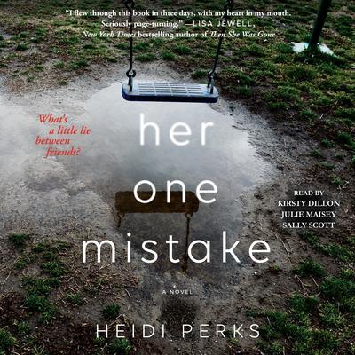 Her One Mistake Audiobook, by Heidi Perks
