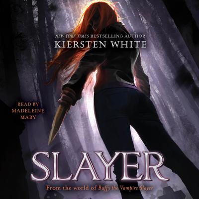 Slayer Audiobook, by Kiersten White