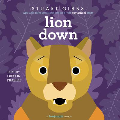 Lion Down Audiobook, by