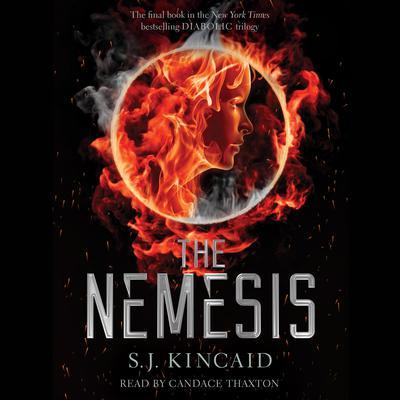 Nemesis Audiobook, by S. J. Kincaid