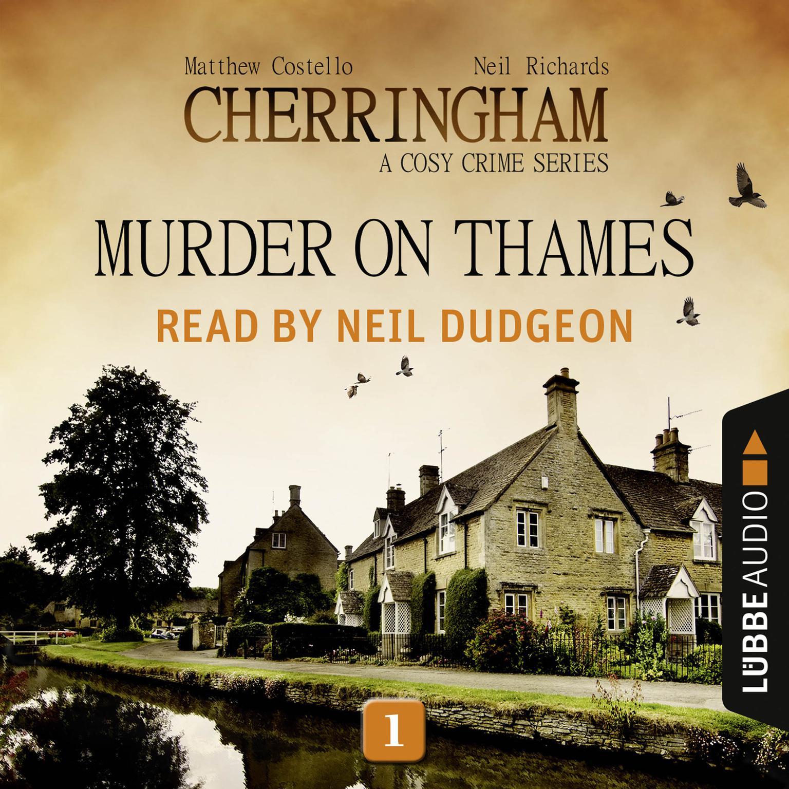Printable Murder on Thames: Cherringham, Episode 1 Audiobook Cover Art