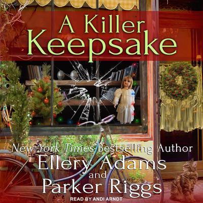 A Killer Keepsake Audiobook, by Ellery Adams