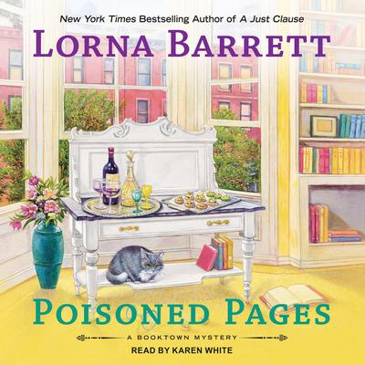 Poisoned Pages Audiobook, by Lorna Barrett