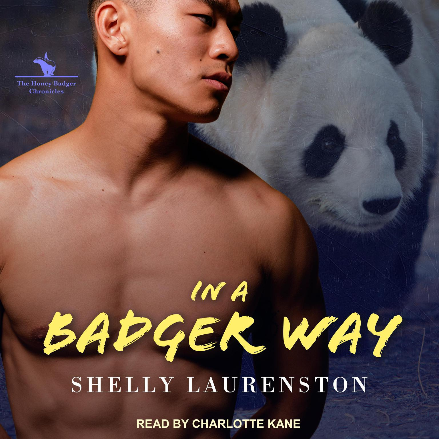 Printable In a Badger Way Audiobook Cover Art
