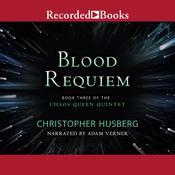 Blood Requiem Audiobook, by Christopher Husberg