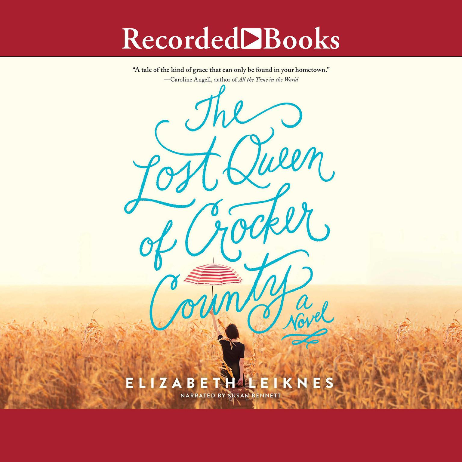 Printable The Lost Queen of Crocker County Audiobook Cover Art