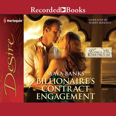 Billionaires Contract Engagement Audiobook, by Maya Banks