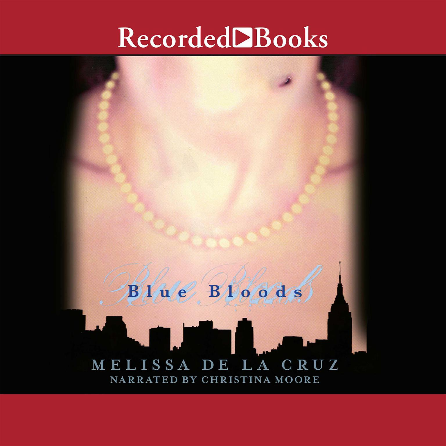 Printable Blue Bloods Audiobook Cover Art