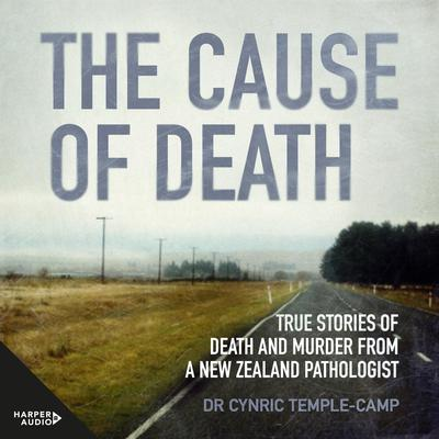 The Cause of Death Audiobook, by Cynric Temple-Camp