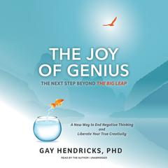The Joy of Genius: The Next Step beyond The Big Leap Audiobook, by Author Info Added Soon