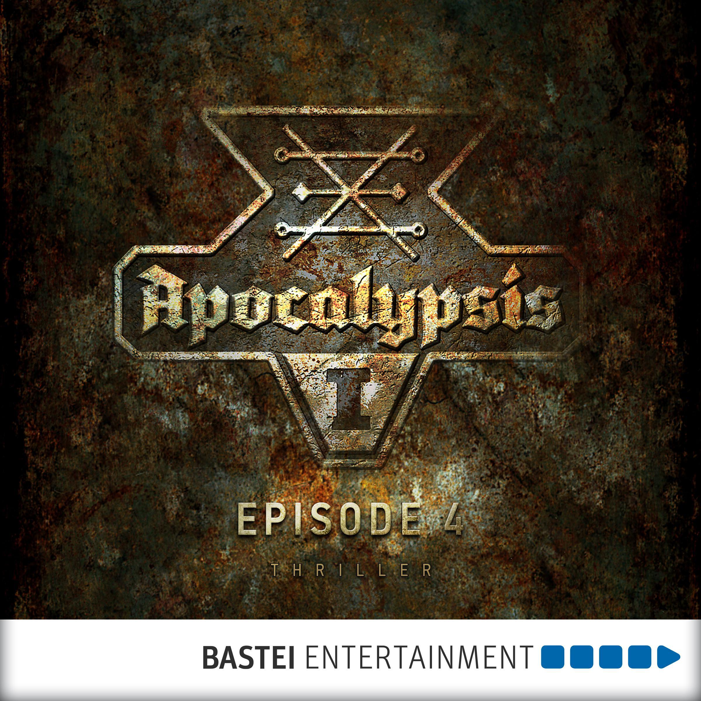 Printable Apocalypsis 1, Episode 4: Baphomet Audiobook Cover Art