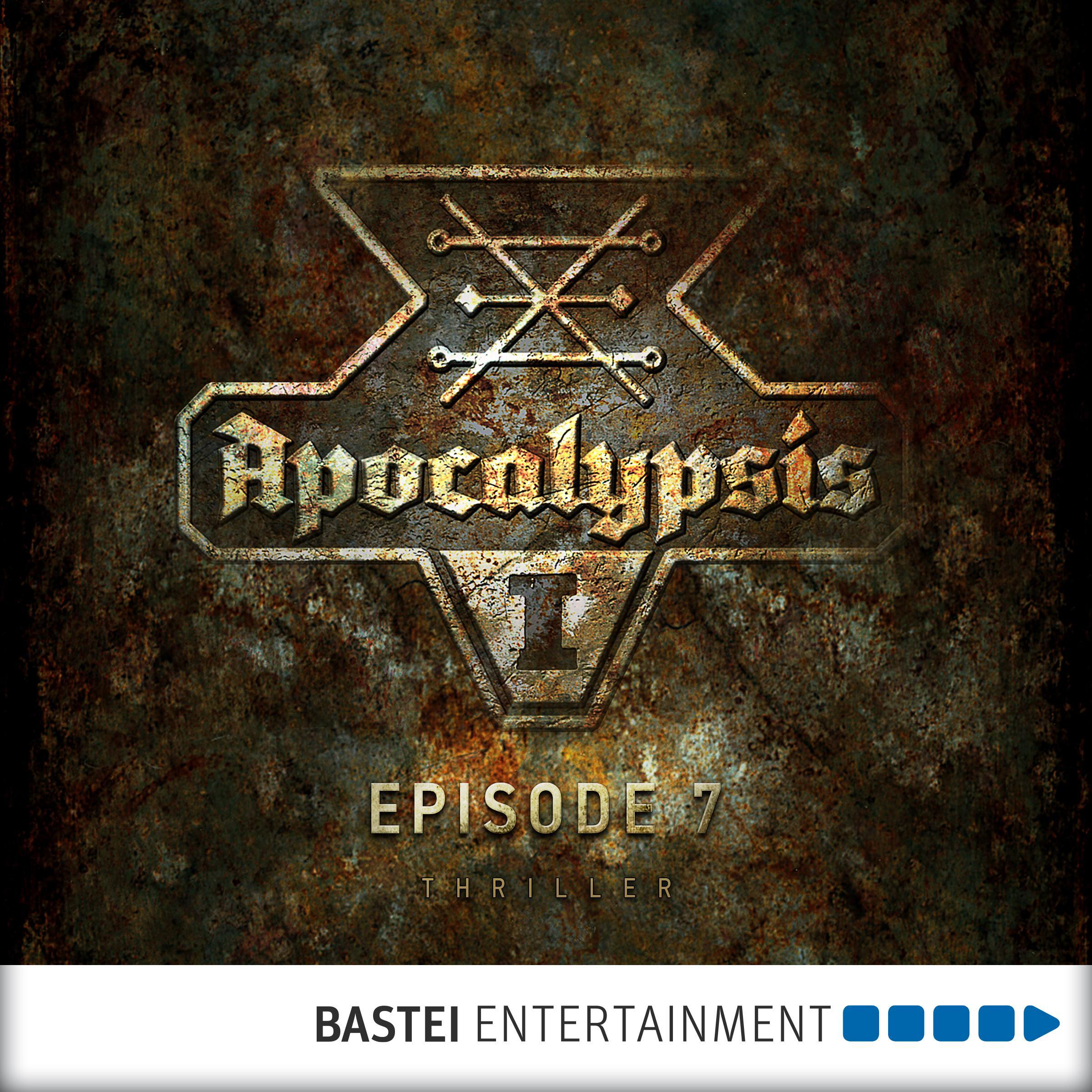 Printable Apocalypsis 1, Episode 7: Vision Audiobook Cover Art