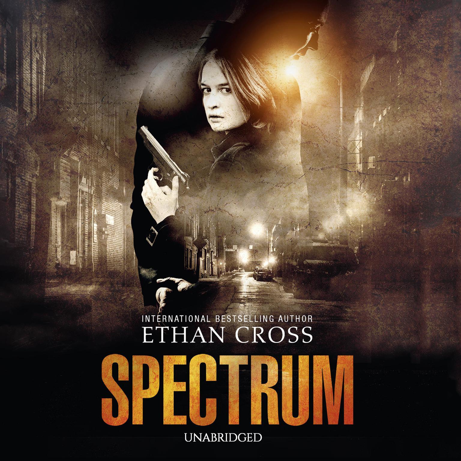 Printable Spectrum Audiobook Cover Art