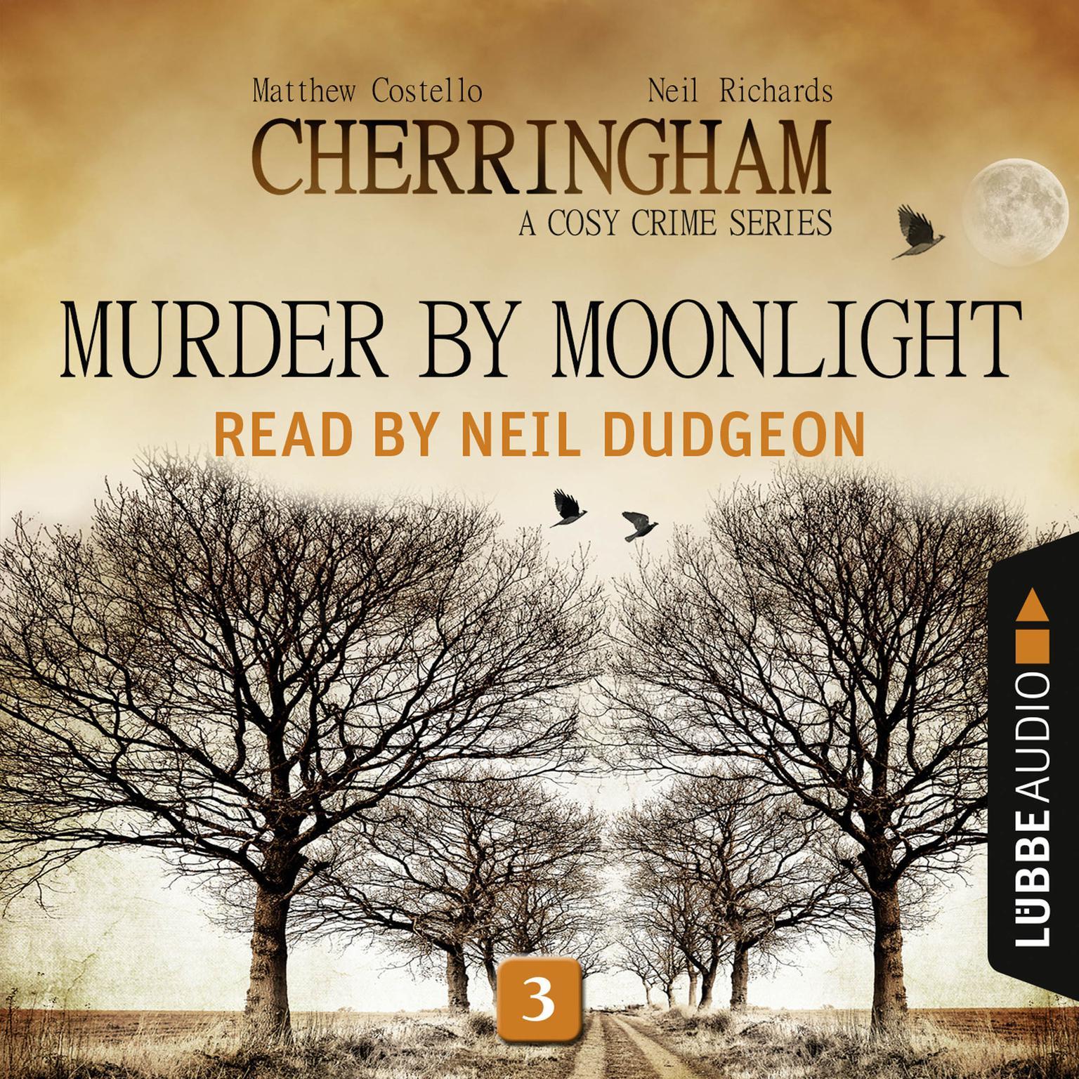 Printable Murder by Moonlight: Cherringham, Episode 3 Audiobook Cover Art
