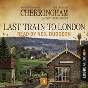 Last Train to London: Cherringham, Episode 5 Audiobook, by Matthew Costello|
