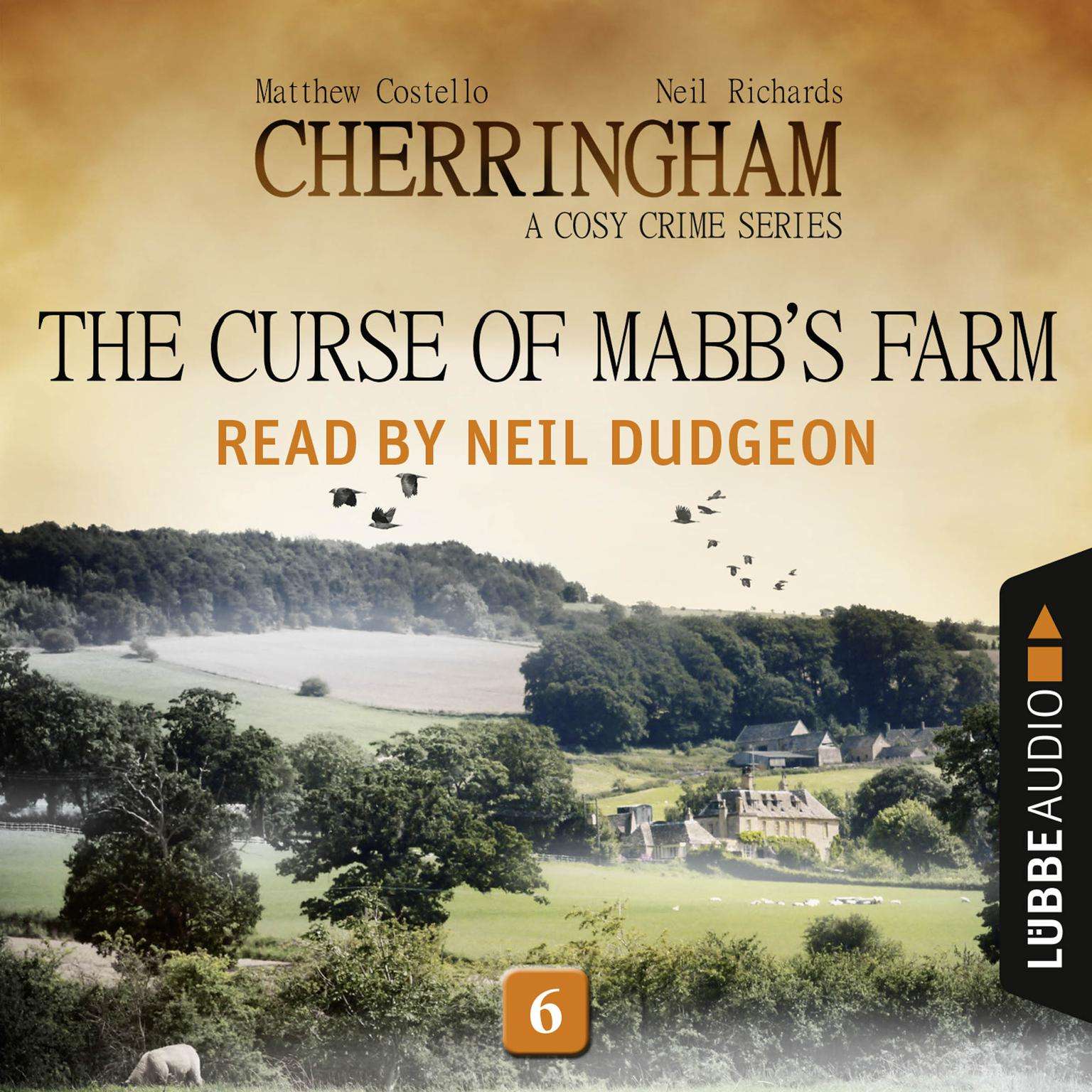 Printable The Curse of Mabb's Farm: Cherringham, Episode 6 Audiobook Cover Art