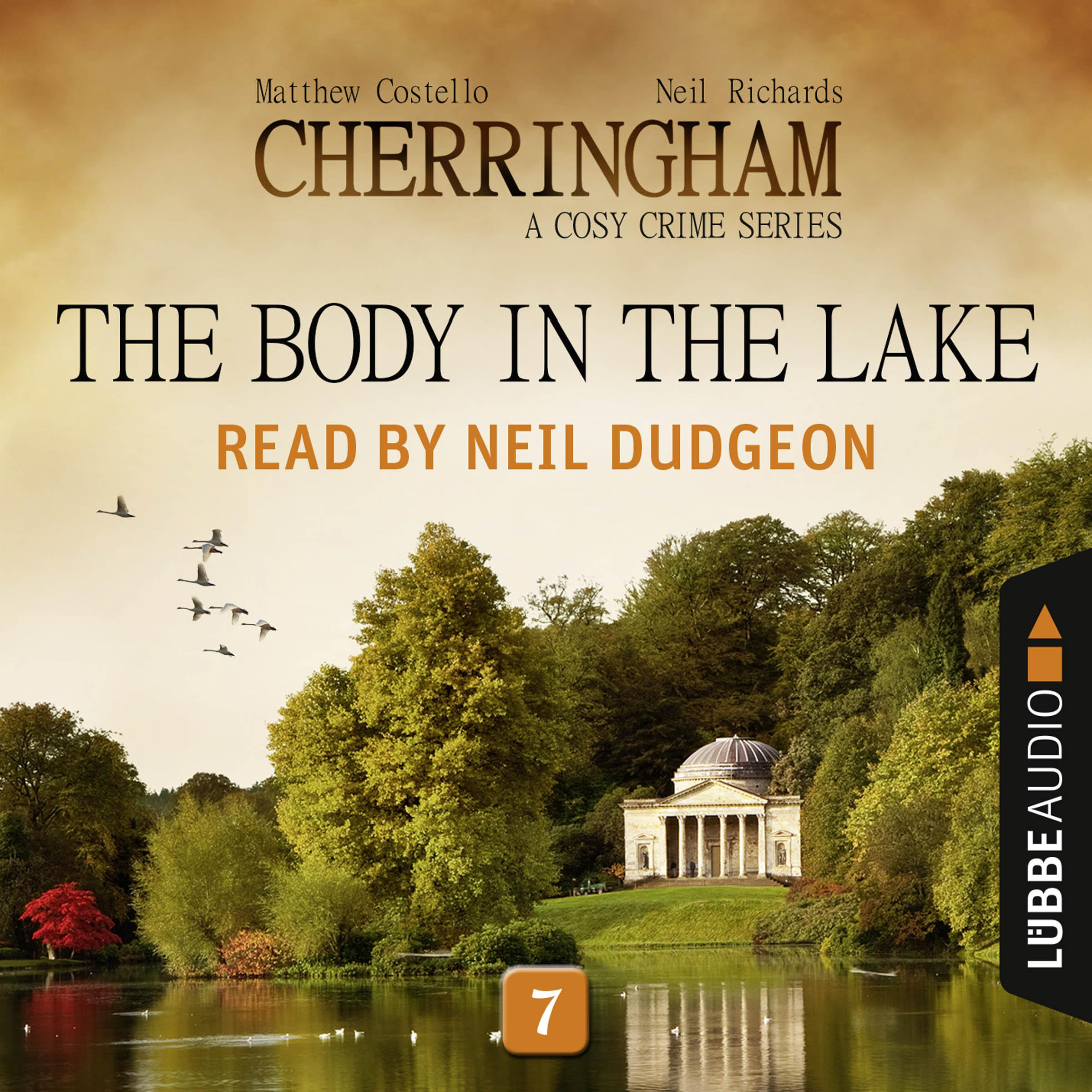 Printable The Body in the Lake: Cherringham, Episode 7 Audiobook Cover Art