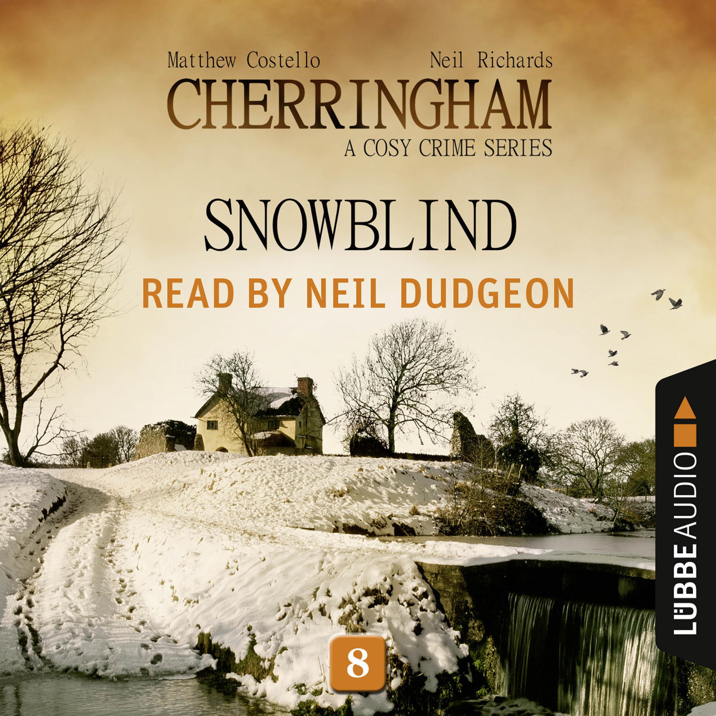 Printable Snowblind: Cherringham, Episode 8 Audiobook Cover Art