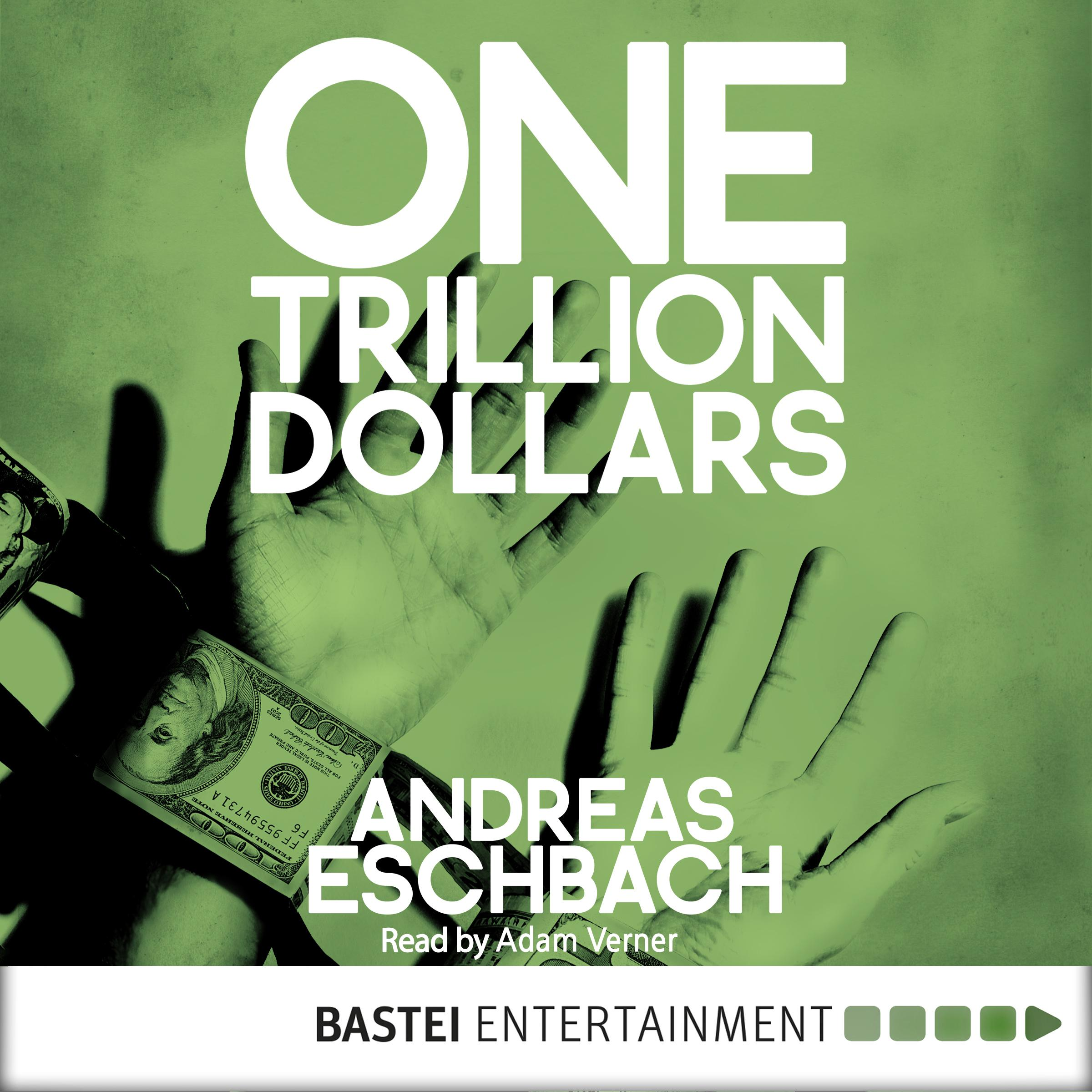 Printable One Trillion Dollars Audiobook Cover Art