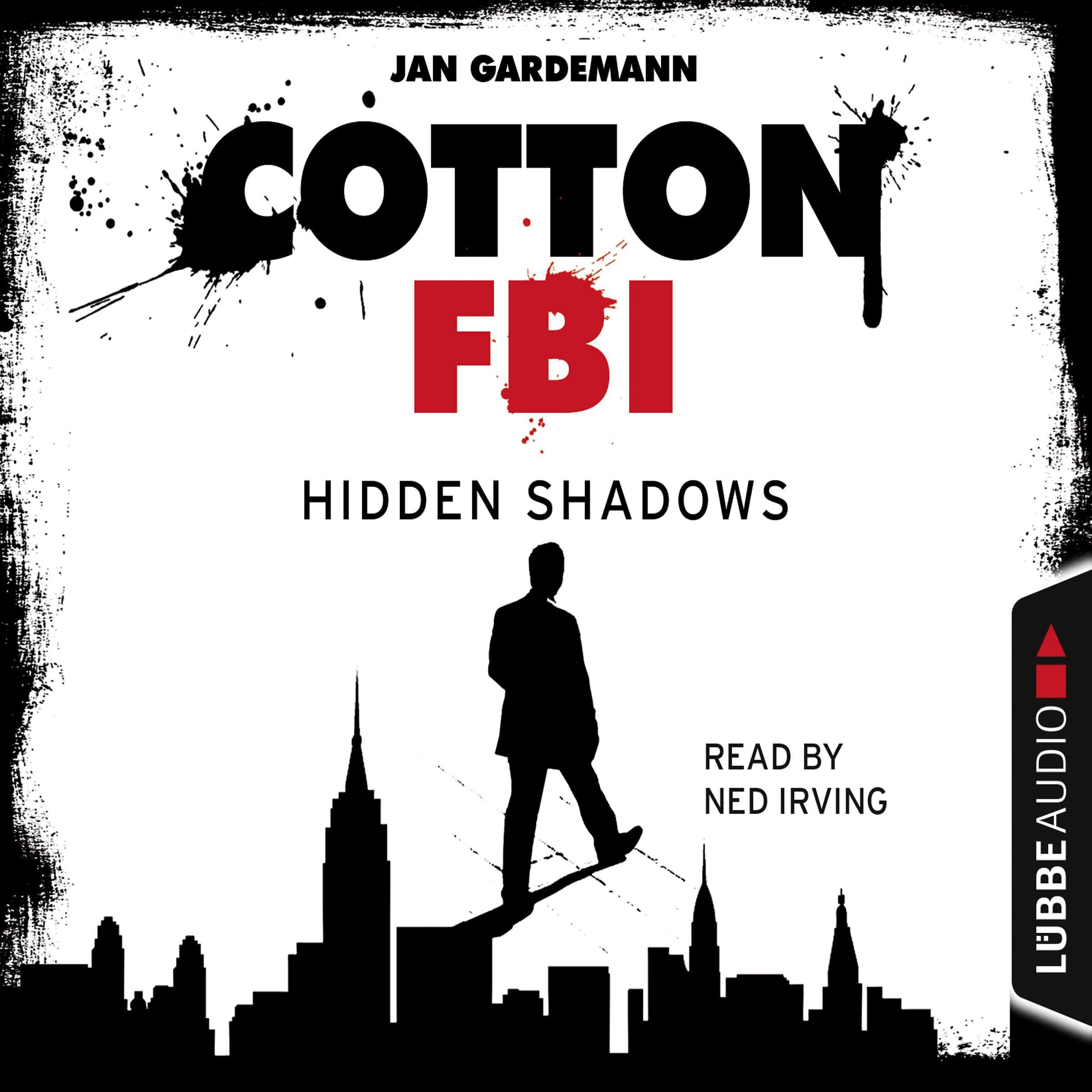 Printable Cotton FBI, Episode 3: Hidden Shadows Audiobook Cover Art