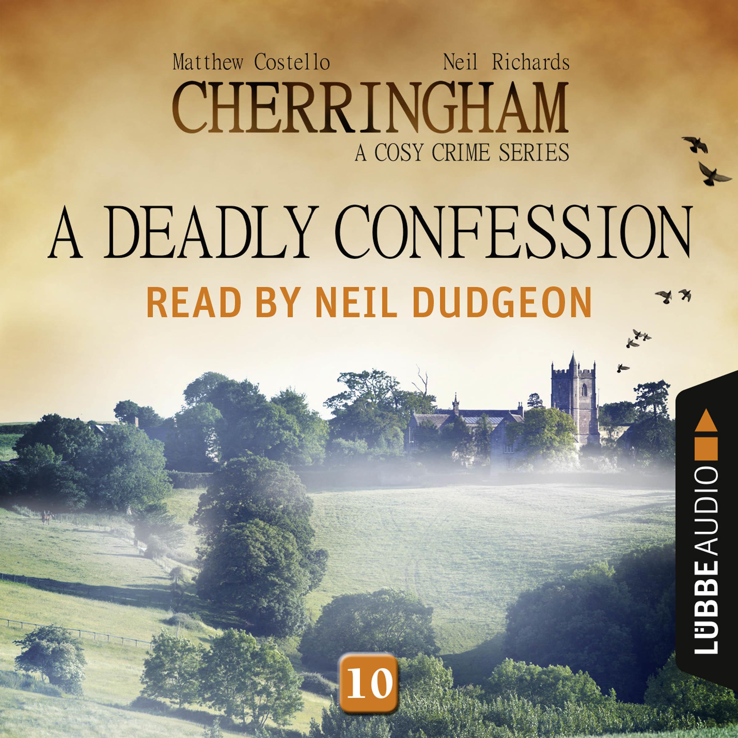 Printable A Deadly Confession: Cherringham, Episode 10 Audiobook Cover Art