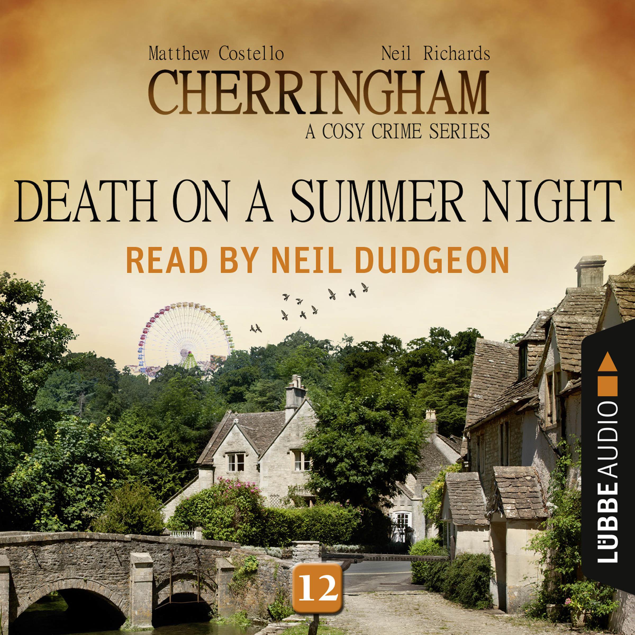 Printable Death on a Summer Night: Cherringham, Episode 12 Audiobook Cover Art