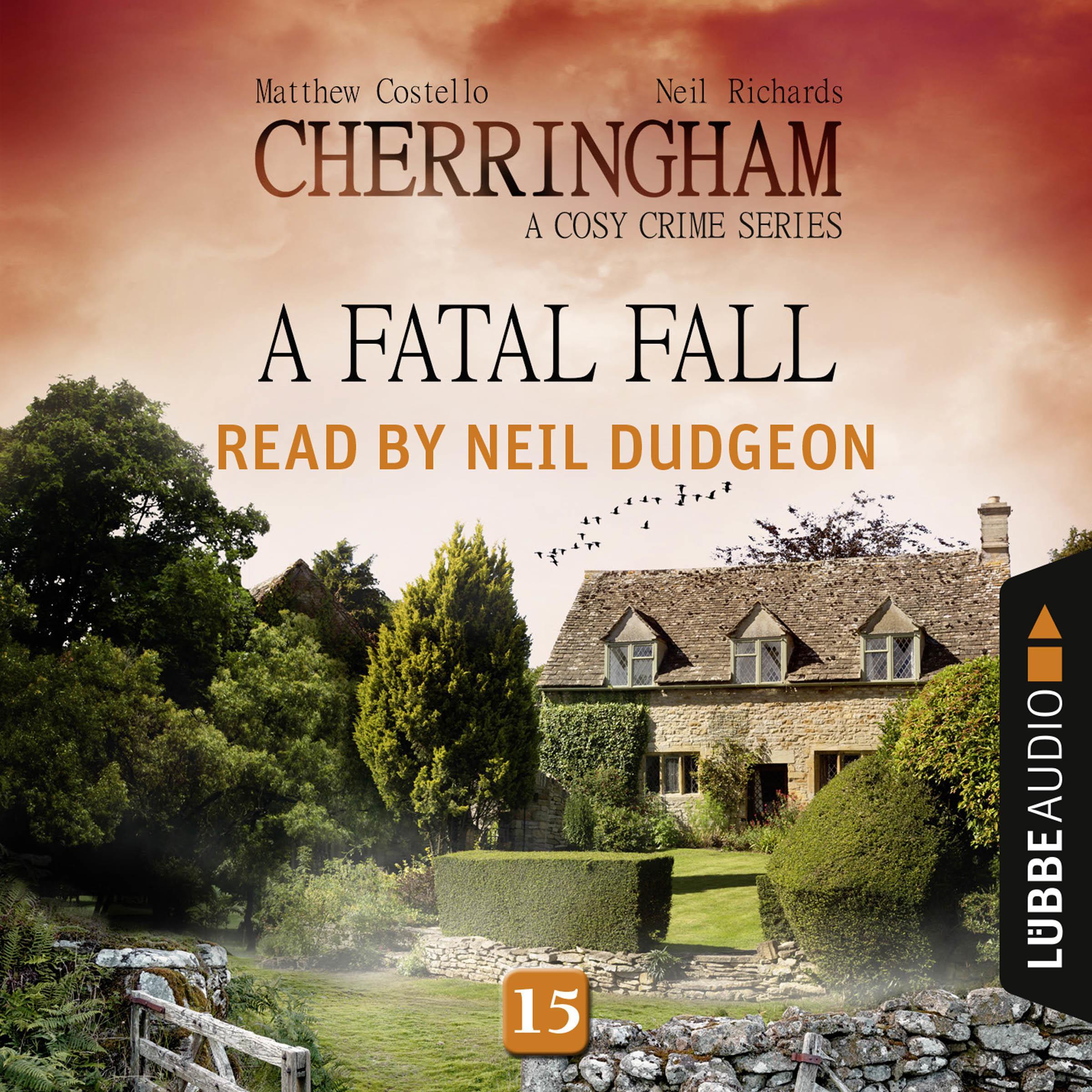 Printable A Fatal Fall: Cherringham, Episode 15 Audiobook Cover Art
