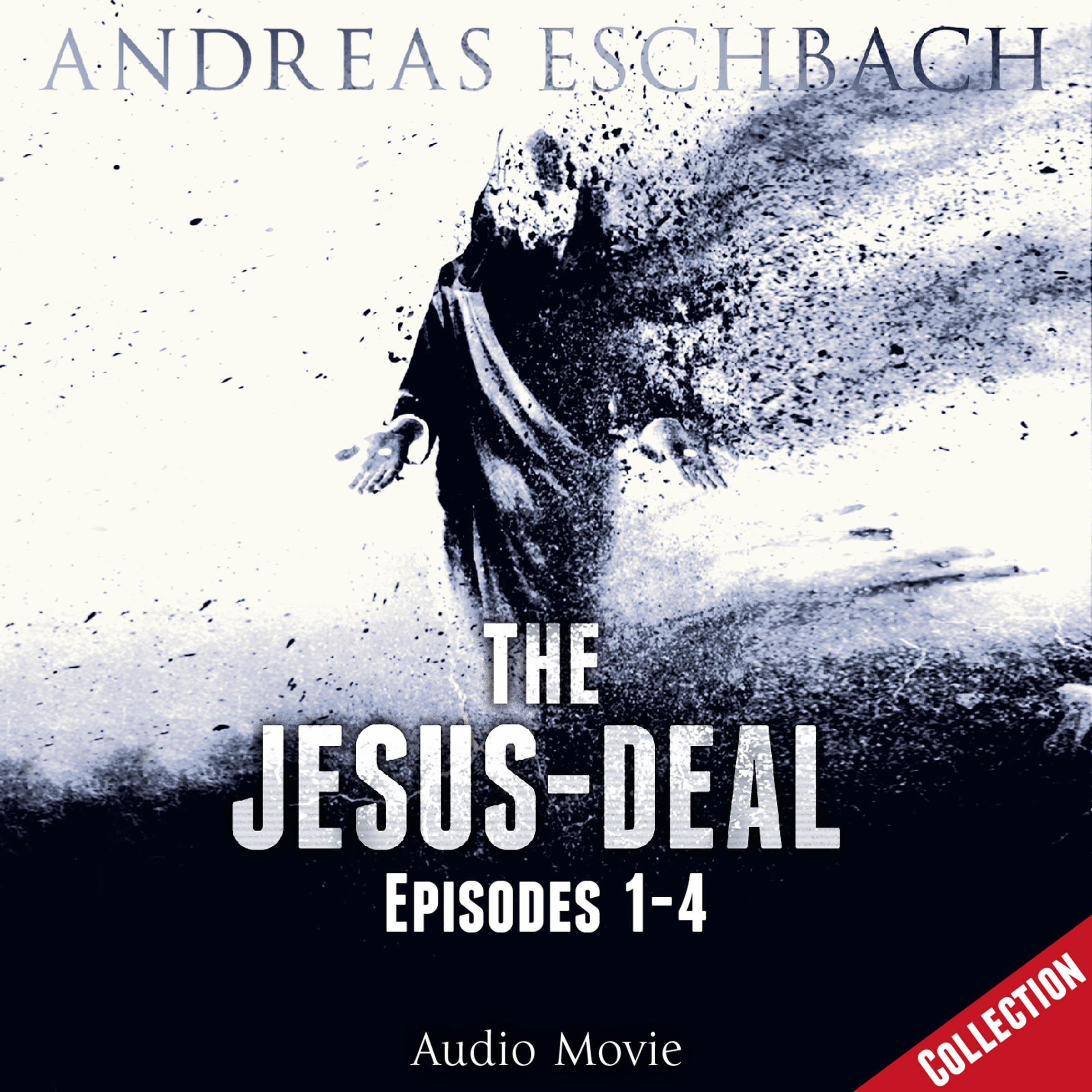 Printable The Jesus-Deal Collection: Episodes 1–4 Audiobook Cover Art