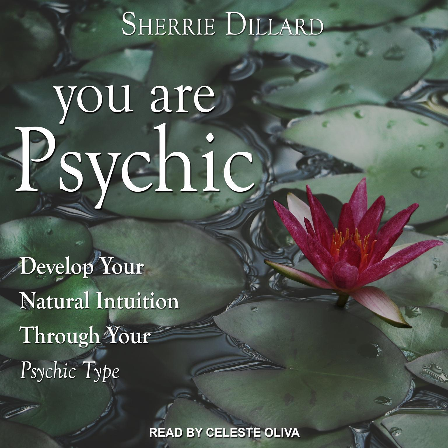 You Are Psychic: Develop Your Natural Intuition Through Your Psychic Type Audiobook, by Sherrie Dillard