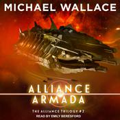 Alliance Armada Audiobook, by Michael Wallace