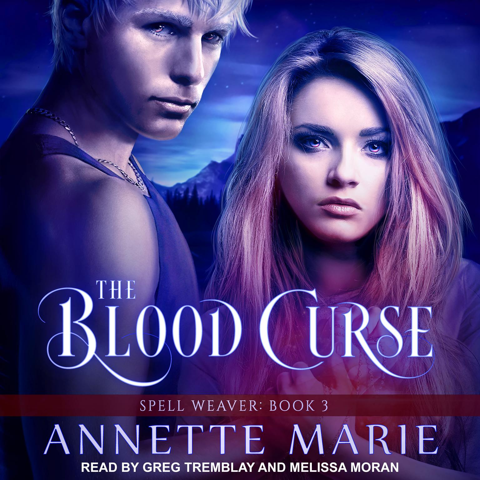 The Blood Curse Audiobook, by Annette Marie