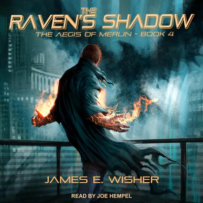 The Raven's Shadow Audiobook, by James E. Wisher