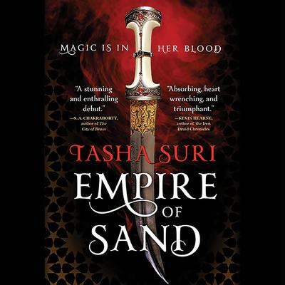 Empire of Sand Audiobook, by Tasha Suri