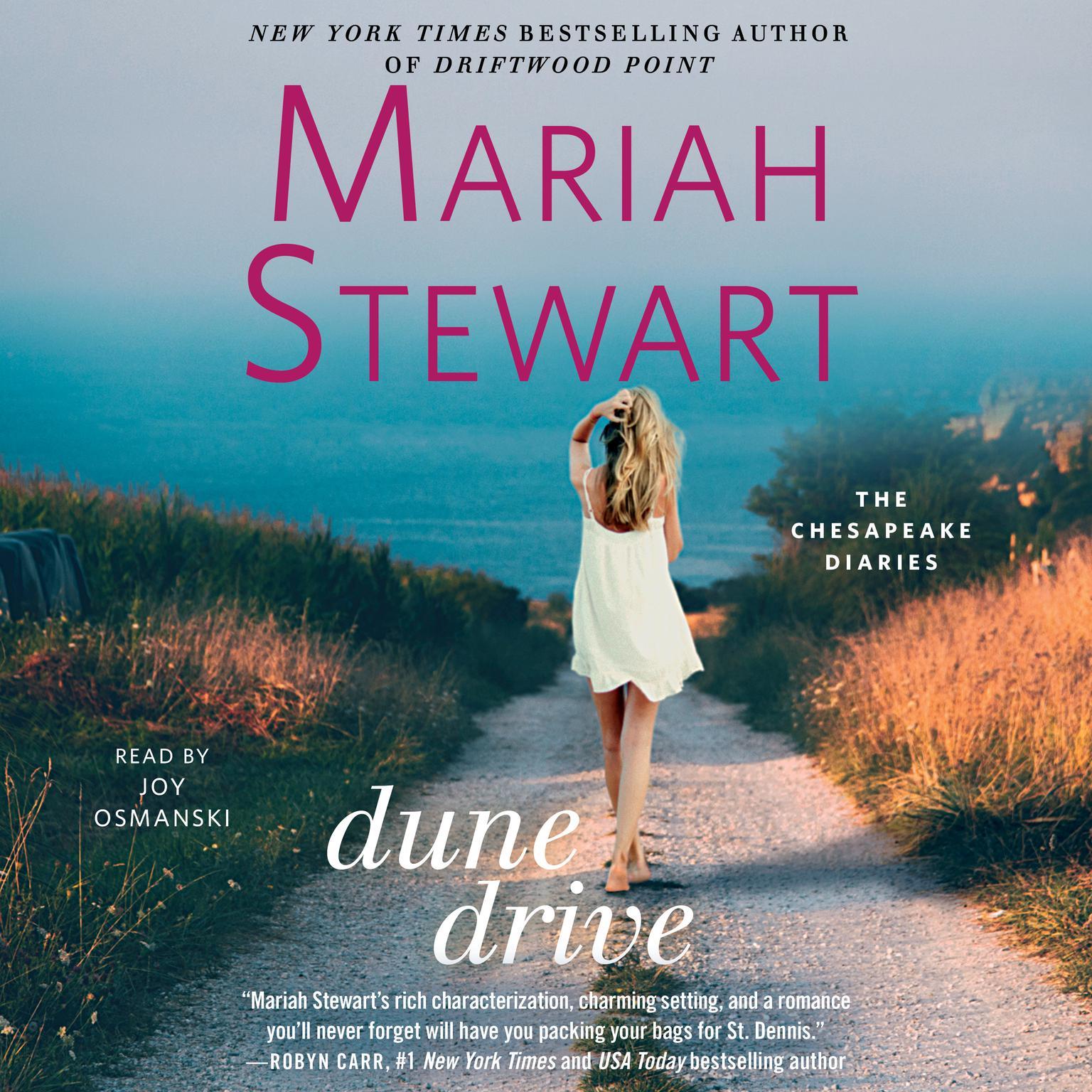 Printable Dune Drive Audiobook Cover Art