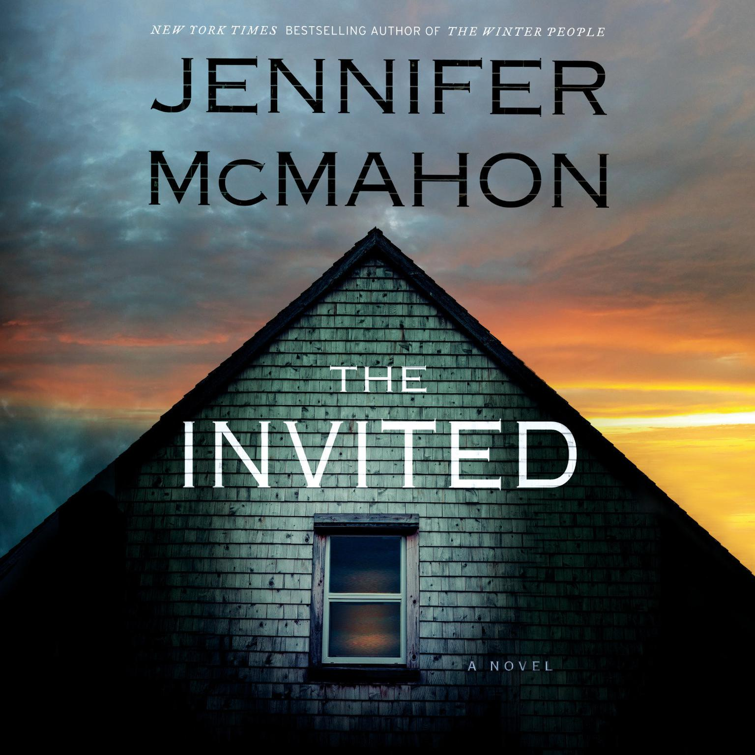 Printable The Invited: A Novel Audiobook Cover Art