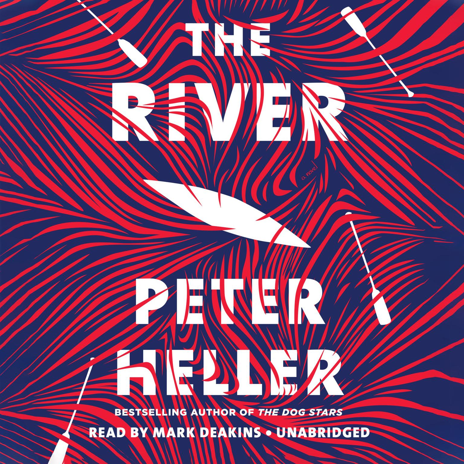 Printable The River: A novel Audiobook Cover Art