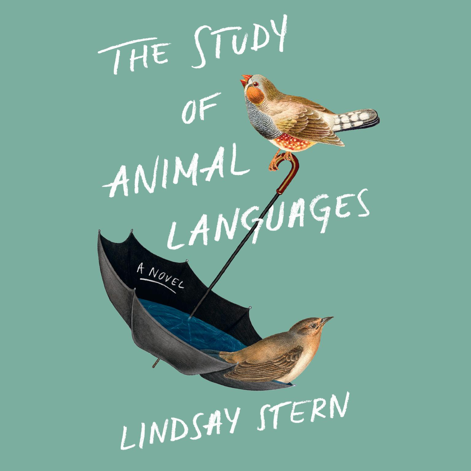 Printable The Study of Animal Languages: A Novel Audiobook Cover Art