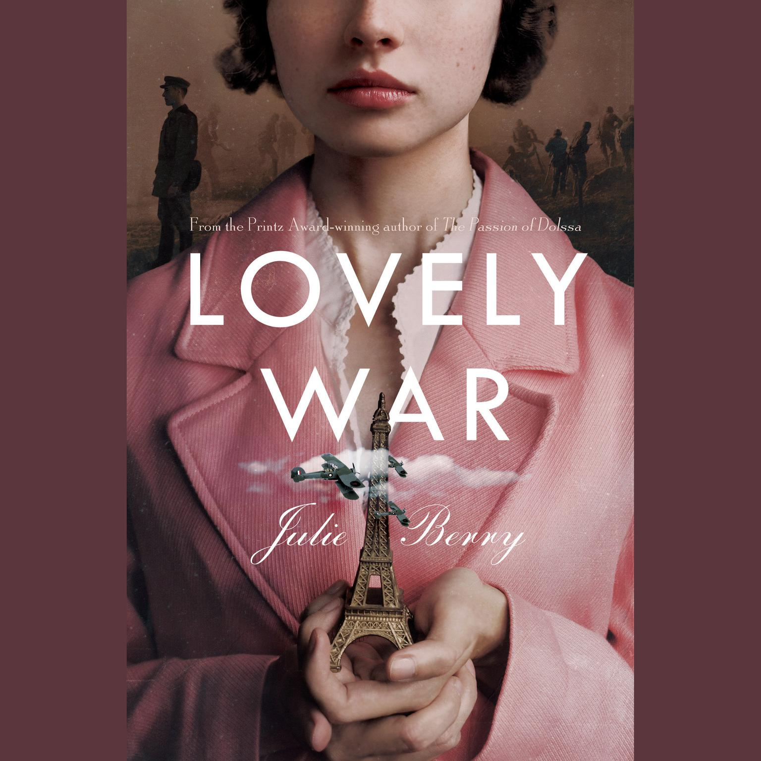 Printable Lovely War Audiobook Cover Art