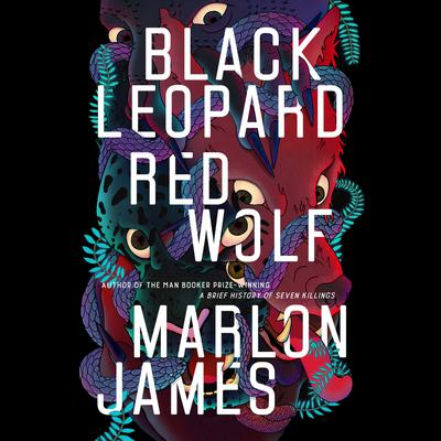 Black Leopard, Red Wolf Audiobook, by