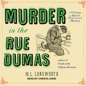 Murder in the Rue Dumas Audiobook, by Author Info Added Soon