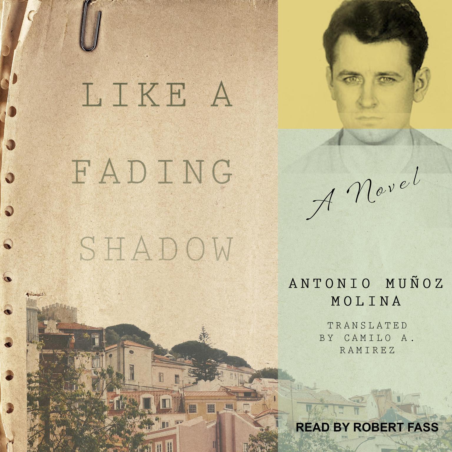 Printable Like a Fading Shadow: A Novel Audiobook Cover Art