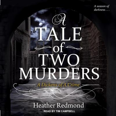 A Tale of Two Murders Audiobook, by Heather Redmond